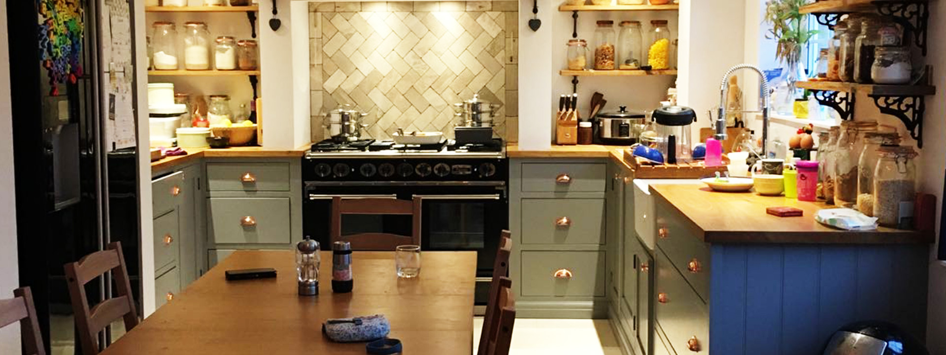 Fine kitchens built in Bedford