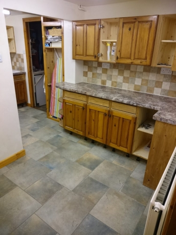 Kitchen installation Bedfordshire