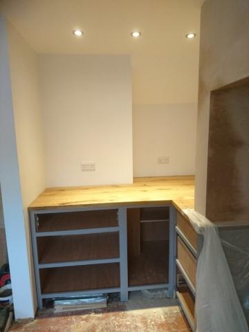 Easy, pain-free kitchen installation