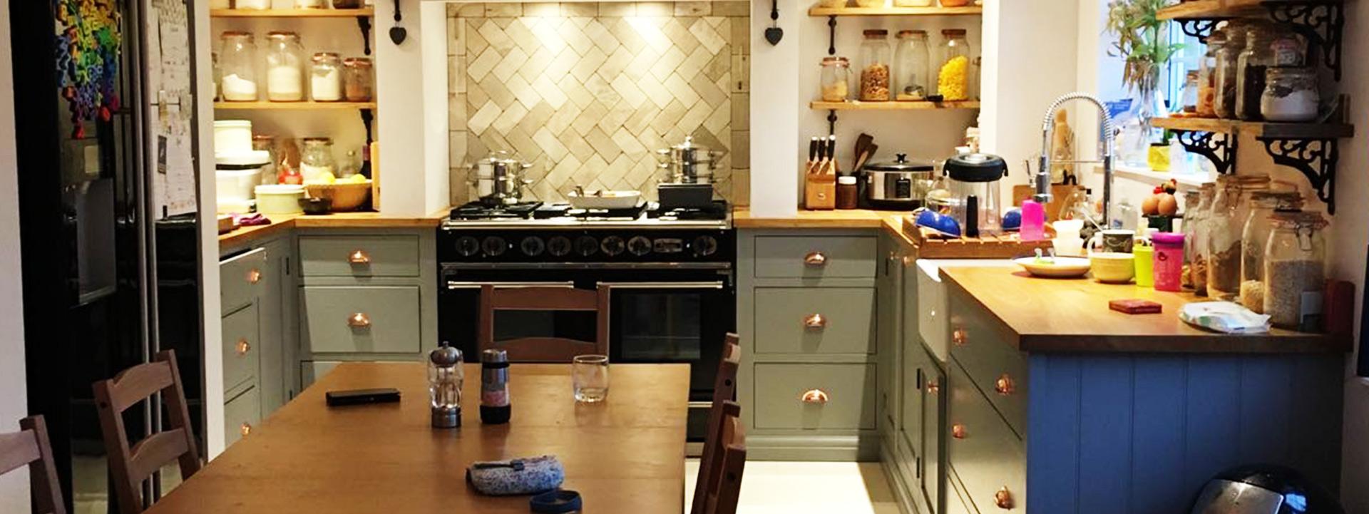 Fine kitchens built in Bedford
